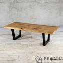 Stół ze starego drewna dębowy No. 428
