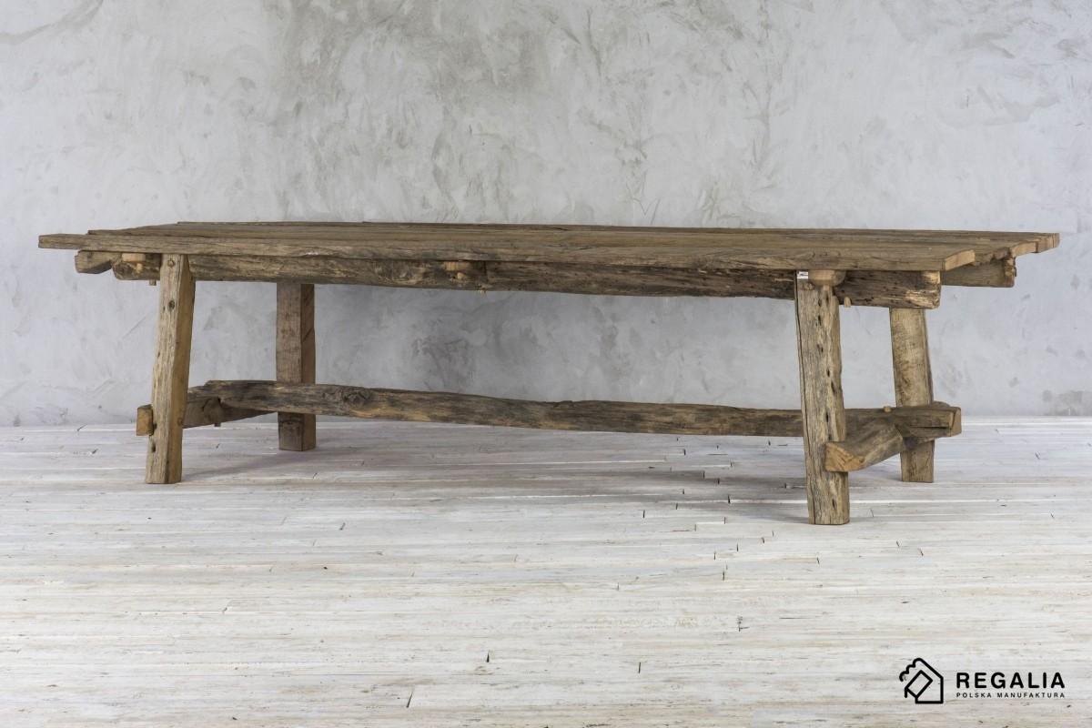 Stół stary dąb - Jednorożec